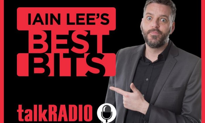 Iain Lee's best bits