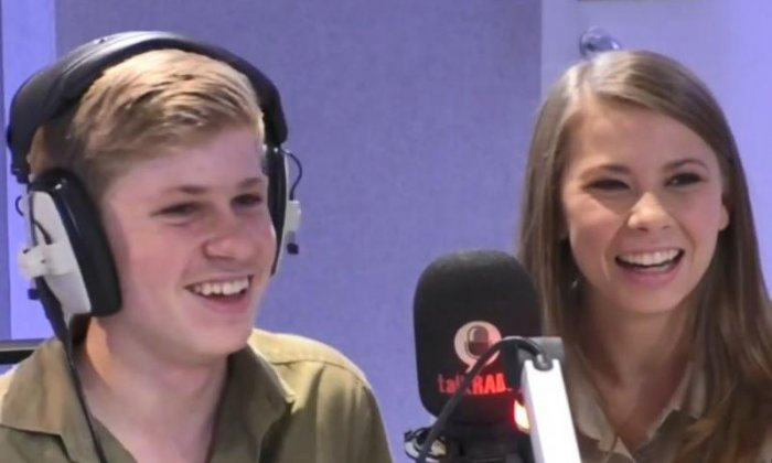Bindi Irwin: 'I played with crocodiles' feet when I was a few years old'