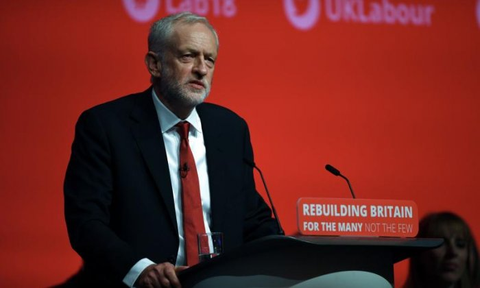 Jeremy Corbyn blasts 'Tory hypocrites' as he vows to 'eradicate antisemitism'