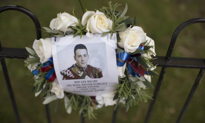 Fundraiser guilty of keeping money collected for Lee Rigby's son