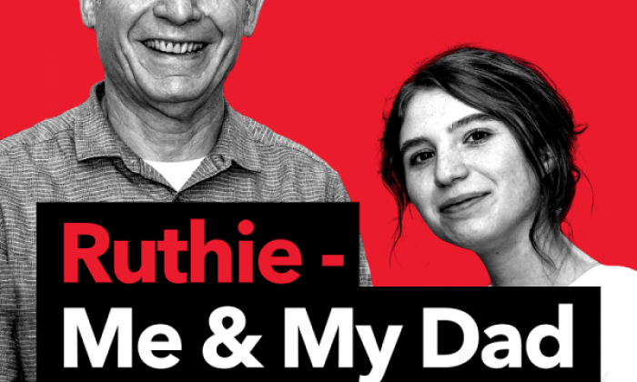 Me and My Dad podcast