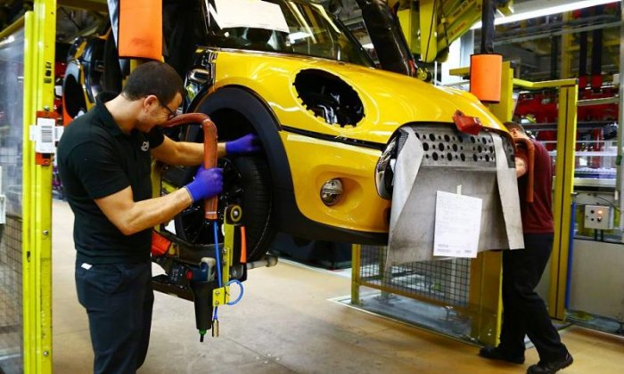 Mini factory shutdown is 'Brexit-bashing story', says Leave Means Leave co-chair