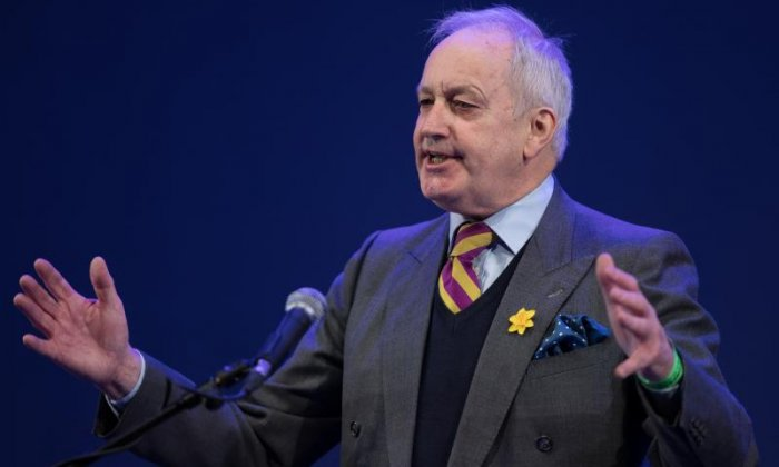 Welsh UKIP leader to James Whale: 'Nigel Farage wants a cult, not a political party'