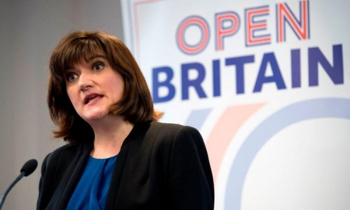 Nicky Morgan tells James Whale: 'Trolling is the worst thing about Brexit'