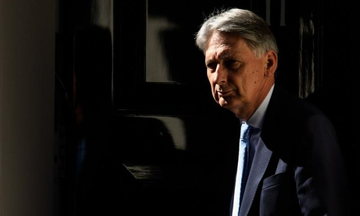 UK will still have to pay Brussels in a no-deal Brexit says Philip Hammond