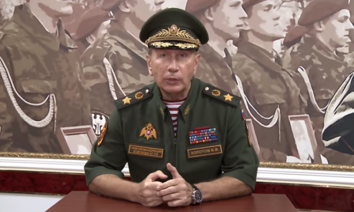 Putin's ex-bodyguard challenges opposition leader to a duel
