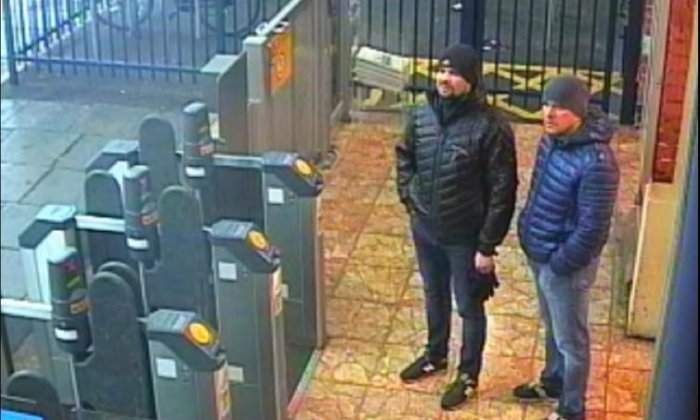 Airport baggage checks 'weren't as good as they could have been' for novichok suspects, says security minister