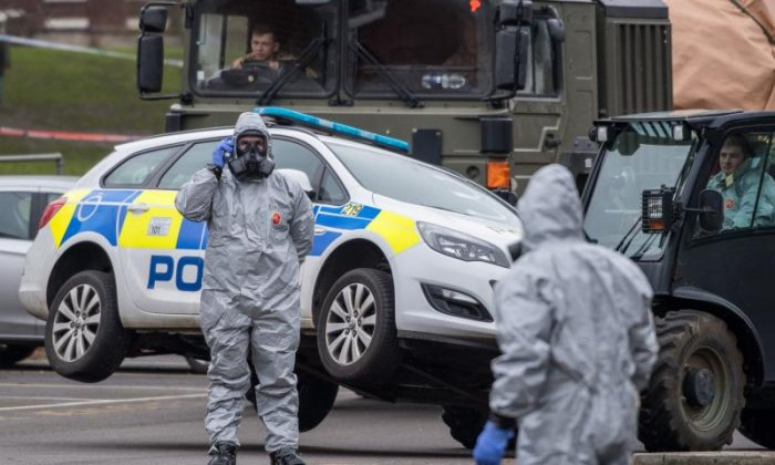 Police chief warns no-deal Brexit could make Novichok investigation more difficult