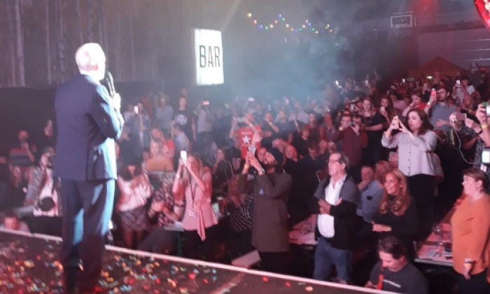 Liverpool's Bongo's Bingo a draw for Jeremy Corbyn supporters before the Labour leader visited