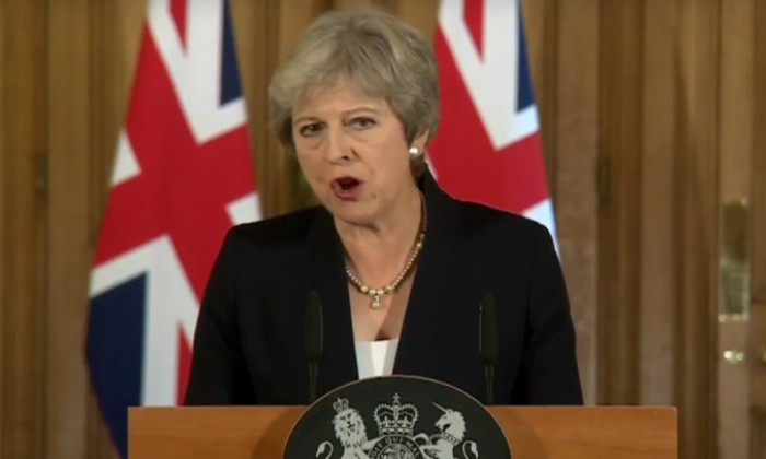Theresa May: 'I have always said that no deal is better than a bad deal'