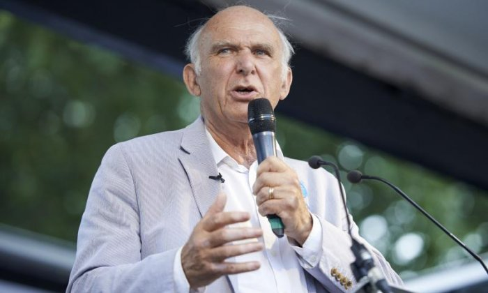 Vince Cable: 'I don't want some self-indulgent leadership contest'