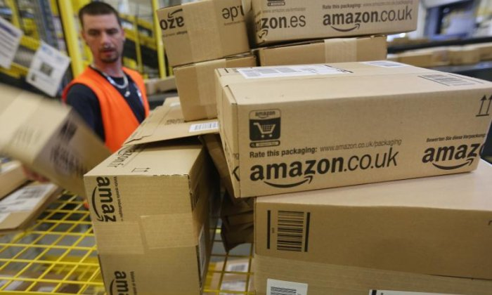 Amazon raises minimum wages for UK employees