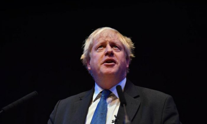 Boris Johnson: 'The killing of Khashoggi was a barbaric act to which we in Britain refuse to turn a blind eye'