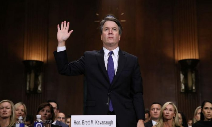 Supreme Court nominee Kavanaugh clears key Senate hurdle