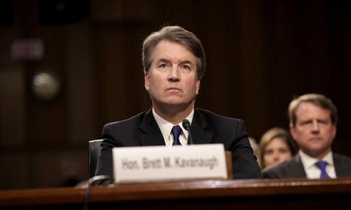 Row breaks out over FBI report on Supreme Court nominee Kavanaugh