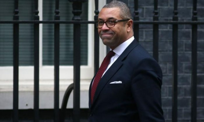 James Cleverly: 'I'd rather have our Budget than what Labour are doing'