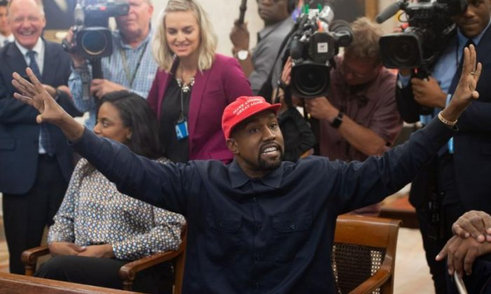Kanye West's meeting with Donald Trump 'an act' to try and win moderate vote, says political pundit