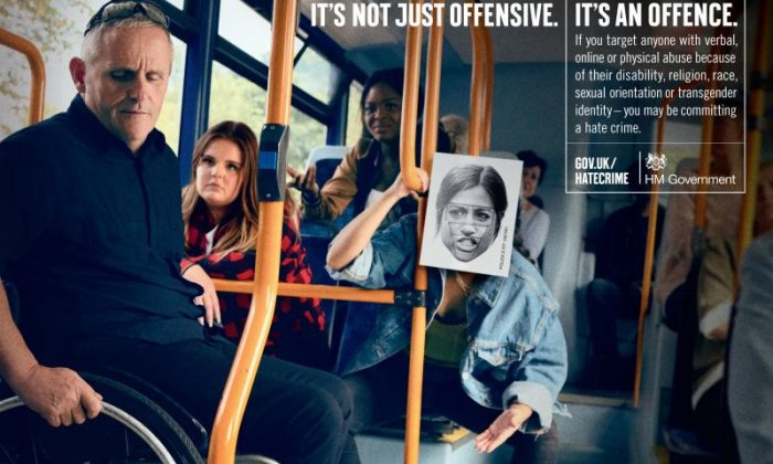 Home office campaign highlighting hate crime is needed to stop 'people getting away with murder', says CEO of Stop Hate UK