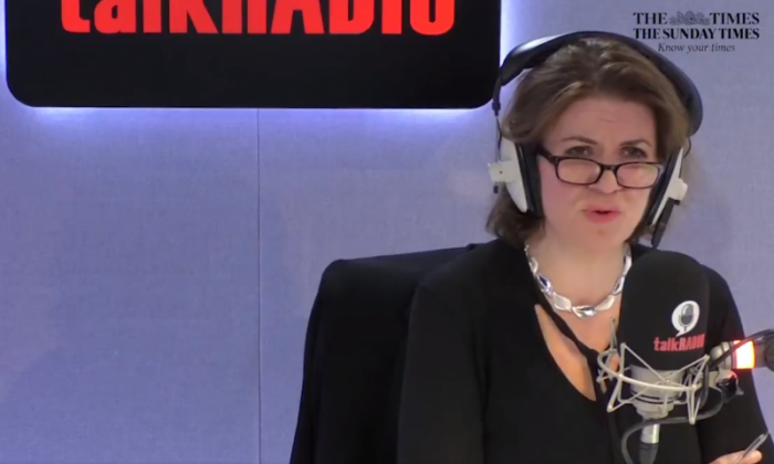 Julia Hartley-Brewer on Scottish Independence: 'You are so desperate not to have rules from Westminster, but happy to hand over a load of powers to Brussels?'