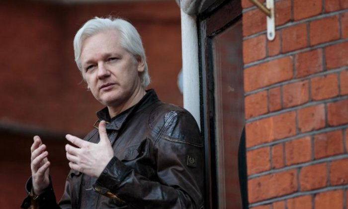 Julian Assange takes legal action against Ecuador for violating his 'fundamental rights'