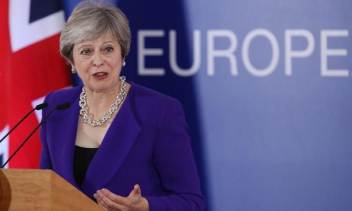 Theresa May: 'Brexit isn't about me, it's about you'