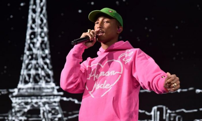 Pharrell Williams warns Donald Trump not to use his music at his rallies