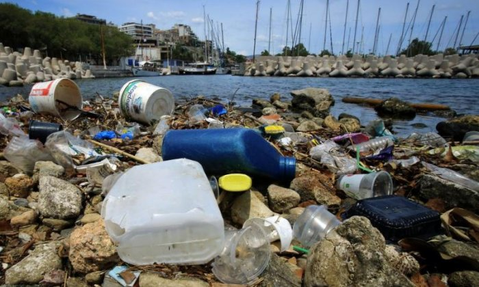 'Right now whilst we are speaking, we are breathing in plastic', says anti-plastic campaigner