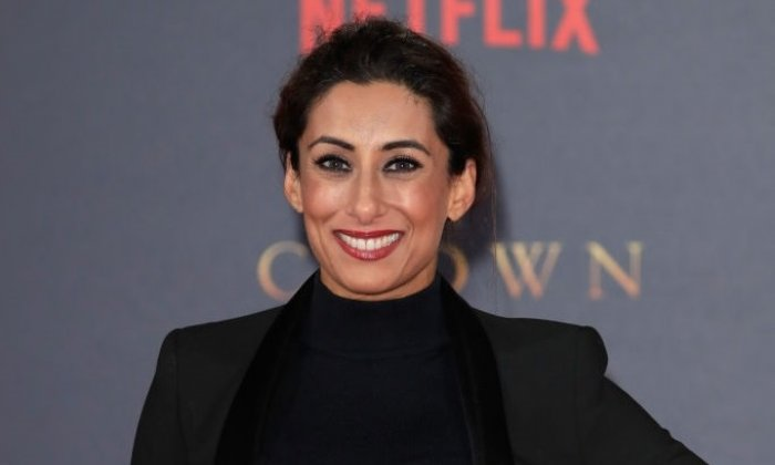 Saira Khan confirmed as Dancing on Ice 2019 contestant