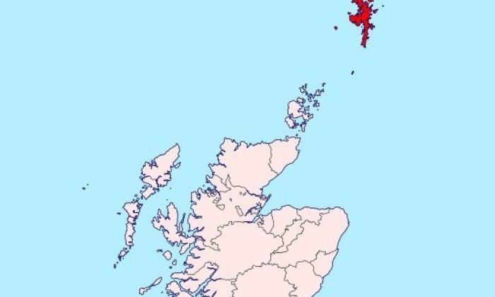 Law to ban on putting Shetland in a box on maps is 'stupid', says cartographer