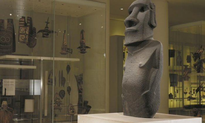 Easter Islanders ask British Museum to return Moai