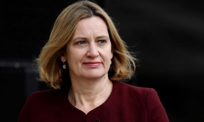 Amber Rudd 'failed' by officials over Windrush scandal