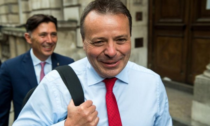 Arron Banks' Firm and Leave.EU face fines totalling £135,000 for unlawful use of customer data