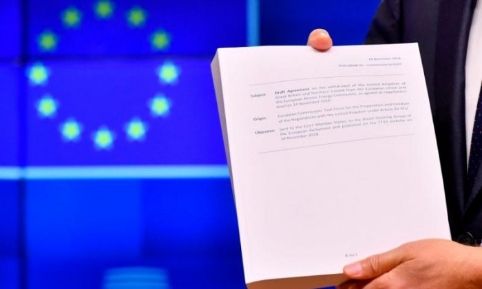 What is in Theresa May's EU Withdrawal Agreement?