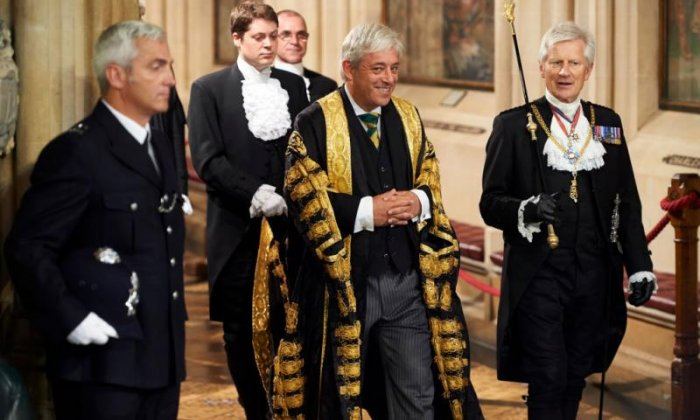 Mike Graham on Speaker John Bercow: 'Is it time for this odious character to shove off?'