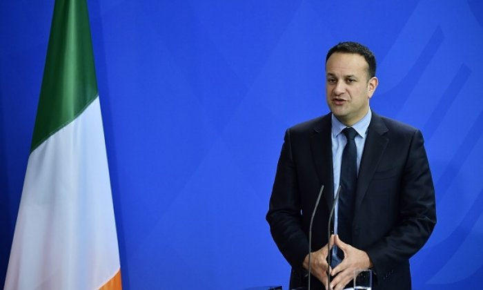 Irish PM says European Union would insist on hard border without Brexit deal