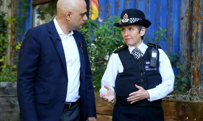 Home Secretary calls for 'more leadership all round' to stop children being drawn into crime