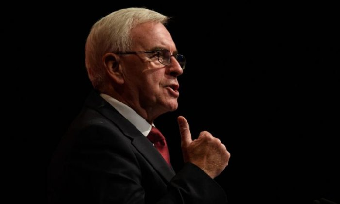 John McDonnell: 'I thought Remain would win the referendum'