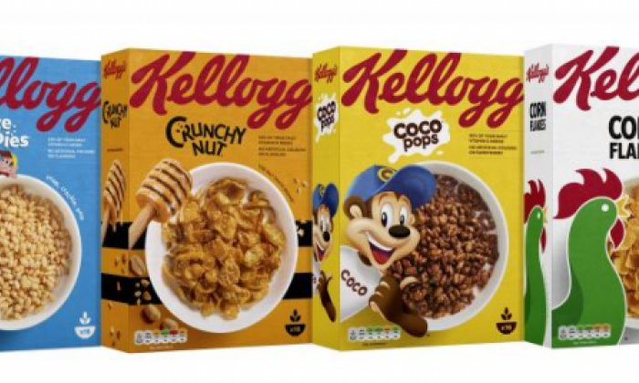 Kellogg's to introduce 'traffic lights' labels on most UK cereal packaging to encourage healthier food options