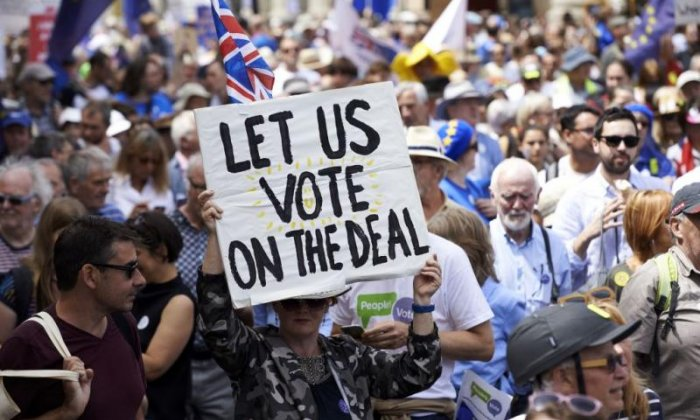 Brexit has people from both sides 'frothing at the mouth', says human rights lawyer