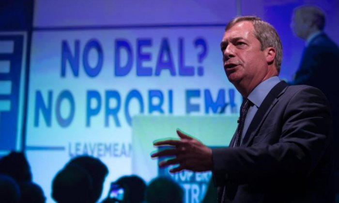 Nigel Farage's comments branded as 'pub chat' by former SNP MP
