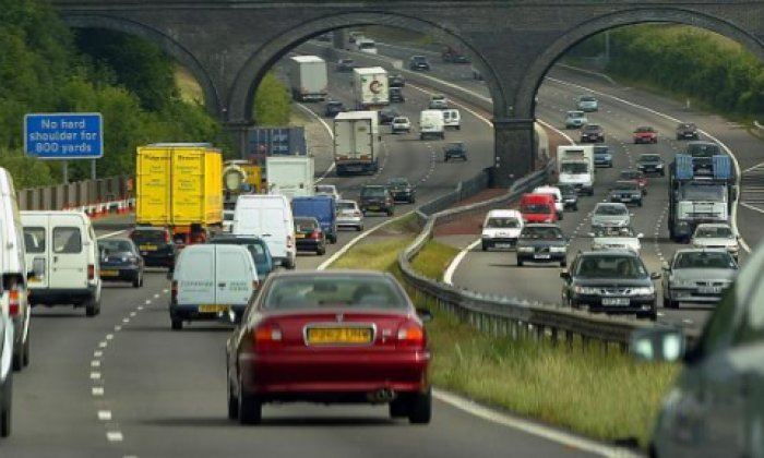 Building more roads is 'pouring money down the drain', says transport expert