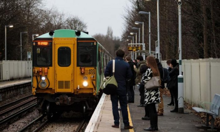 Delays due to leaves on lines are a sign of Network Rail 'cutbacks', says RailFuture spokesman