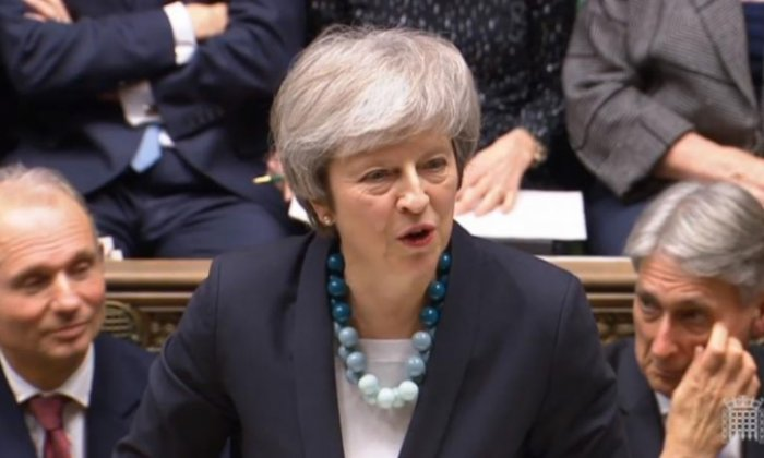 UK PM May says will delay parliament vote on Brexit deal - worldwide