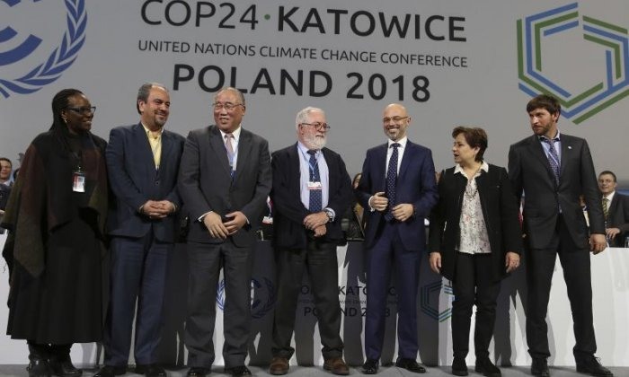 Deal reached at United Nations climate conference in Poland