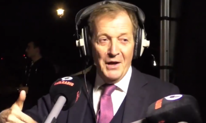 Alastair Campbell: Theresa May is 'not a top-level Prime Minister'