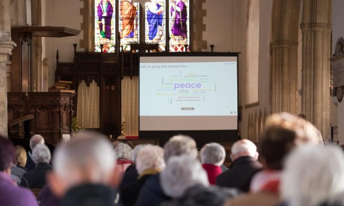 Church uses smartphone app to engage congregation