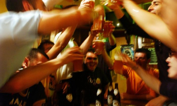 Mike Graham: 'Drinking to excess is not about healthcare, it is about idiocy'
