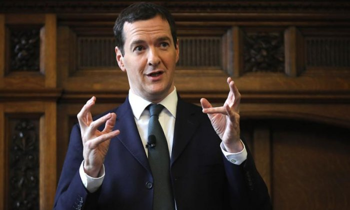 George Osborne: Conservatives could face 'prolonged period in opposition' over Brexit