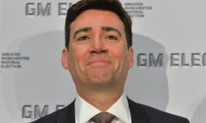 Andy Burnham: 'The north-south divide has got even bigger'