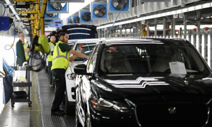 Jaguar Land Rover to cut 5,000 jobs over Brexit uncertainty and falling diesel sales